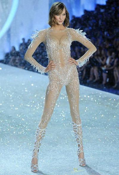 Victoria's Secret Fashion Show é exibido na TV americana