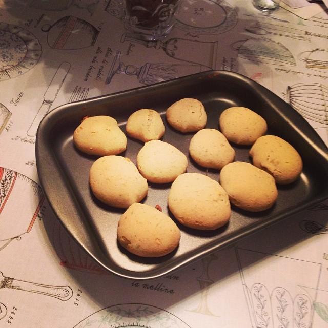 Pãozinho de Inhame